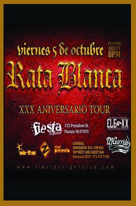 October 5th Rata Blanca
