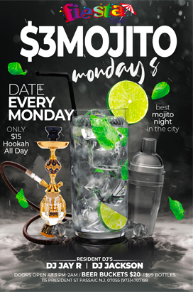 Monday Fiesta
