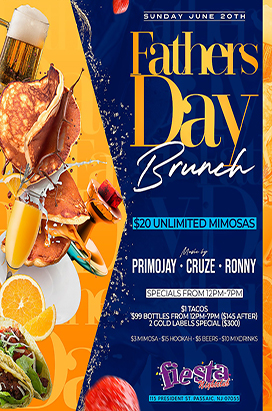 Sunday June 20 Fathers Day Brunch